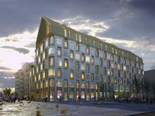 Skanska investerar cirka 240 miljoner kronor i nytt kontorsprojekt på Universitetsholmen i Malmö