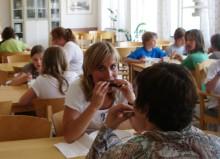 Ekomatsedeln uppfyller regeringens lagförslag om nyttig skolmat
