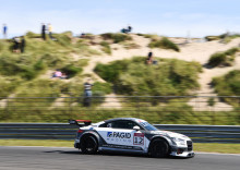 Larsson with strong Sunday in Audi Sport TT Cup