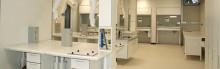 Plastrørssystem til Rockwools nye laboratoriebygning