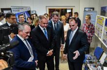 Slovakiskt trainee-program för rekrytering av unga tekniker