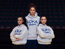 Loka Heroes & Amanda Zahui satsar på tjejerna i förorten – nu startar Basket Gäris i Vårby!