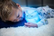Kramvänlig nattlampa för barn!