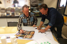 Scheiwiller Svensson skapar ny konserthall i Dalarna