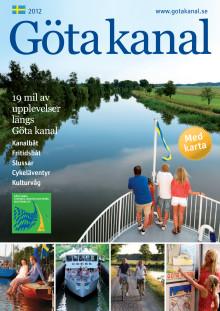 Göta kanal Resemagasin 2012