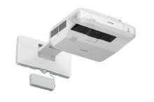 Epson Launches First 3LCD Laser Ultra-Short Throw Projectors