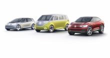 Nedräkningen har börjat för Volkswagens elbilsoffensiv