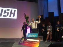 Swedish Lexplore wins Nordic Edtech Award 2017