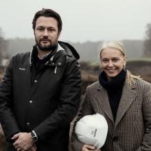 Blooc och Faskunge Fastigheter tecknar avtal om nytt bostadsprojekt i Borsökna, Eskilstuna