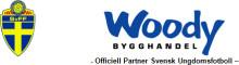Woody ny officiell partner för ungdomsfotbollen