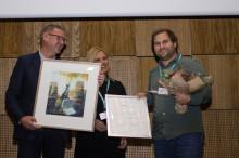 Oliver Berget Skjølsvik tildelt Norsk Betongforenings innsatspris