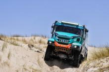 Team PETRONAS De Rooy IVECO er klar til at stille op i verdens hårdeste rally, Dakar 2019