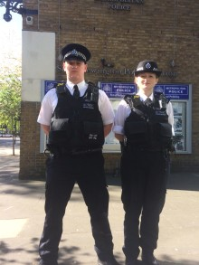 Body Worn Video launched in Hackney