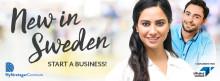 Ny i Sverige och vill Starta Business!