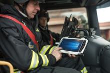 Handheld tecknar strategiskt viktigt ramavtal med försvars- och säkerhetsföretaget Saab