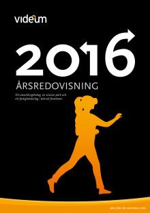 Videums årsredovisning 2016