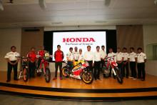 Honda stödjer Team HRC under 2014 års tävlingssäsong