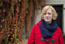 Sverigebesök för aktuella Erika Fatland