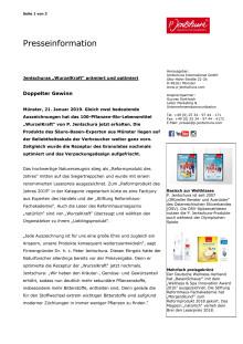Presseinformation als pdf