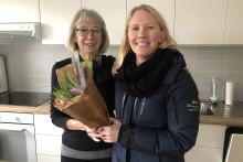 På besök i BoKlok Tornseglaren i Höganäs - Sveriges nöjdaste bostadsprojekt 2019!