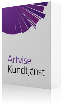 Artvise AB lanserar nu version 1.4 av Artvise Kundtjänst!