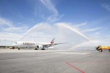 Emirates Starts Services to Stockholm