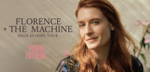 FLORENCE + THE MACHINE [UK] TILL SVERIGE!