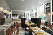 Snart öppnar Helsingborgs första all-day restaurant