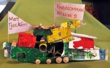 Möten med konst när Ringblommans Airlines går mot Tjeckien