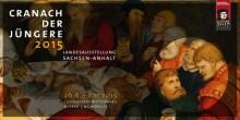 """Delstatsutställningen Sachsen-Anhalt """"Cranach den Yngre – ur faderns skugga"""""""