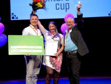 BeeScanning vann Venture Cup!