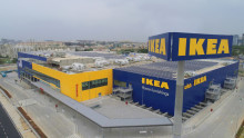 IKEA-koncernen öppnar  i morgon sitt första varuhus i Indien