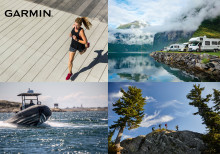Garmin®-tillväxten fortsätter att accelerera när företaget firar 200 miljoner sålda enheter och expanderar sin Olathe campus