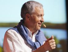 Göran Carstedt innleder i Oslo