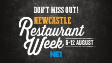 NE1 Newcastle Restaurant Week – 6-12 August