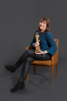 Ulrica Fagerberg i Göteborg utsedd till Pressbyråns bästa köpman