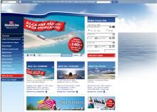 Topplacering för Stena Lines webbplats i stor undersökning