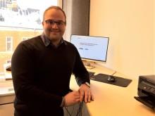 Markus Eriksson blir ny delägare i Zert AB