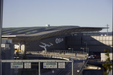 Traffic at Oslo Airport rebounds in April