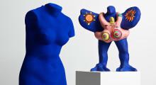 Fantastiska slutpriser för internationell skulptur och design!