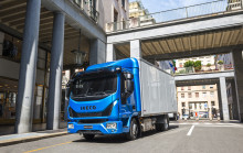 Nya Iveco Eurocargo: The truck the city likes