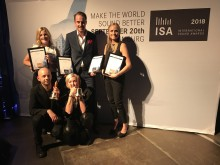 Lexter prisas i International Sound Awards för ljuddesign på Mood Stockholm