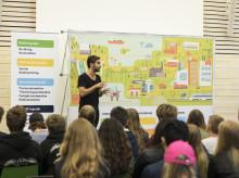 Pressinbjudan: 200 gymnasieelever på inspirationsföreläsning om jobb i teknikbranschen