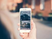 Gå historisk vandring i bruksorten med vår nya app