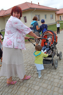 Nu finns det 100 SOS-Barnbyar i Europa