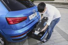 Audi visar konceptbil med eldriven longboard på Auto China 2016