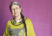 Karin Brunk Holmqvist till Bokfabriken!