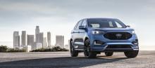 Weltpremieren von Ford auf der NAIAS: Mustang Bullitt™-Sondermodell, neues Sport-SUV Ford Edge ST und Ranger