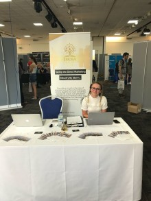 Emora Limited appeal to Young Professionals after Nottingham University Graduate Fair