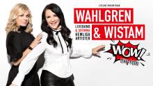 Wahlgren & Wistam firar 200:e avsnitt med WOW! - En LivePodd!